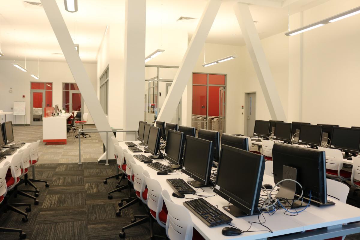Rutgers Academic Building Computer Lab Oit New Brunswick